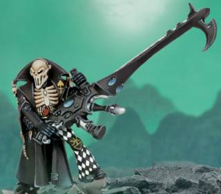Death Jesters are the crushing fist of a Harlequin troupe