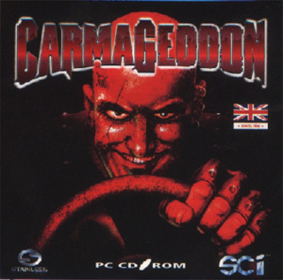 Carmageddon's Front cover art work