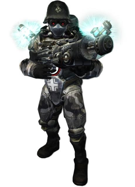 Veil Heavy Trooper