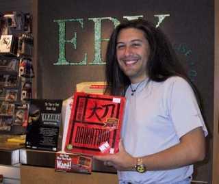 Romero buys the first copy of Daikatana