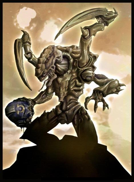 Victorious Hive Tyrant