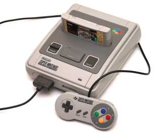 A European style SNES (it's NOT ugly!)