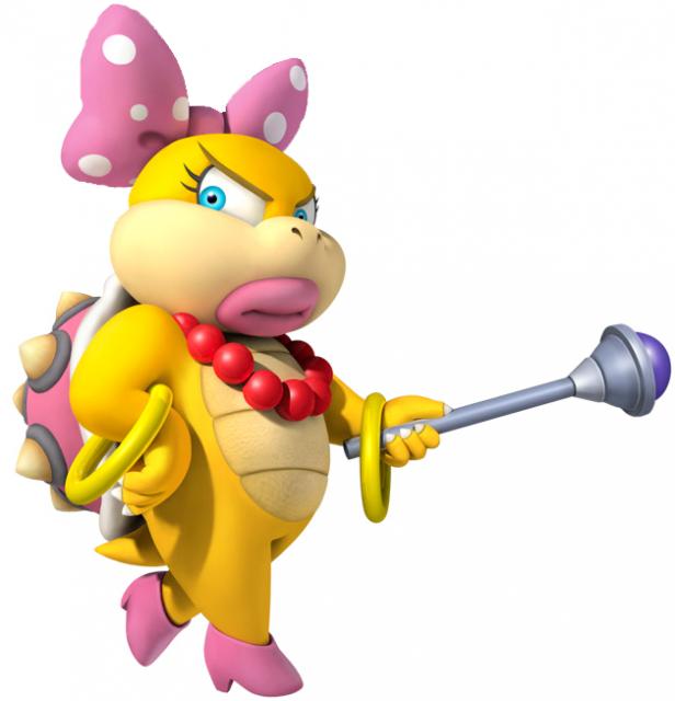 Mario Girl Characters