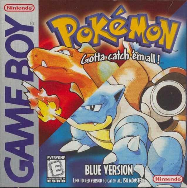 Pokémon Red/Blue