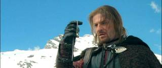In the Lord of the Rings, the noble Boromir loses his way due to the ring's influence.