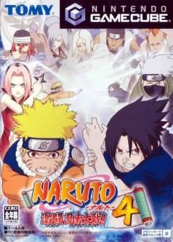 Naruto Gekitou Ninja Taisen 4