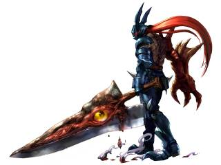 The Azure Knight