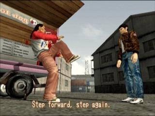 Tom teaching the Tornado Kick