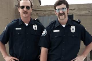 Peyton and Eli: Football Cops