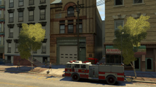 Berchem Fire Station