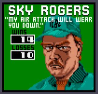 Coach Sky Rogers