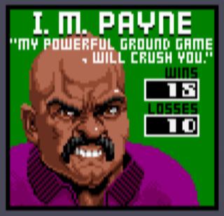 Coach I.M. Payne