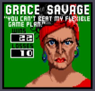 Coach Grace Savage