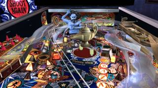 Tales of Arabian Nights returns for an authentic pinball experience.