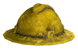The Construction Hat in Fallout: New Vegas