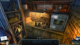 One of the games early hidden object scenes
