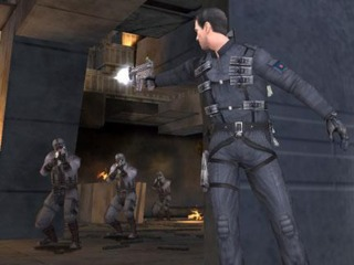 The game was noted for its 3rd Person view and unique story.