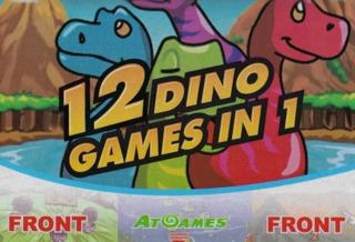 12 Dino Games in 1