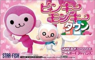 Pinky Monkey Town