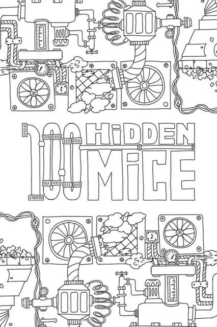100 Hidden Mice