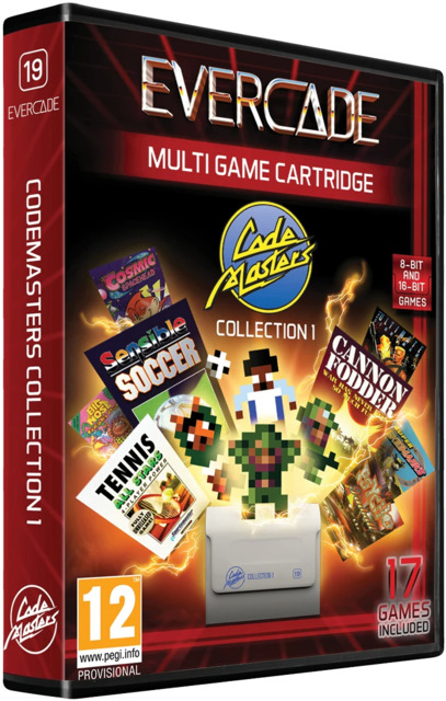 Codemasters Collection 1