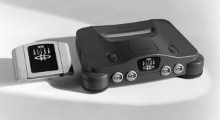 The Nintendo Ultra 64 a.k.a N64