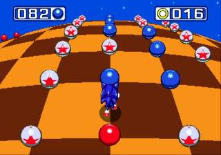 Sonic 3 special stage
