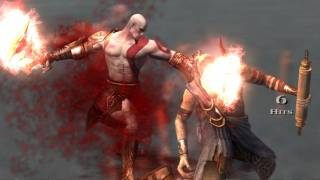 Kratos's primary emotional trait is a powerful rage.