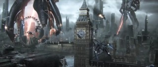 London during the Fall of Earth, the beginning of the Reaper invasion.