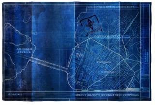 Blueprints for Arkham City