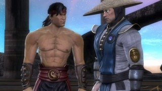 Story Mode features Raiden trying to stop a vision of the future with the help of Mk's best warriors.