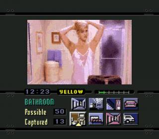 Night Trap! That boy will find you! Night Trap! Watch out behind you!