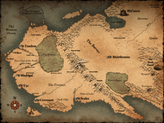 The Myth: TFL World Map