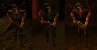 Hyper Blaster, Ripper, and Laser Guards