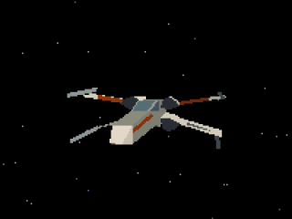 X-Wing Engine