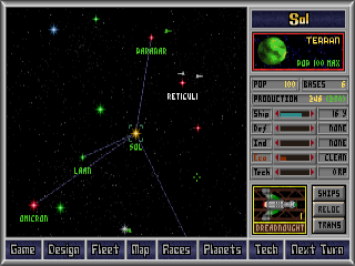 Master of Orion, the game that inspired the term