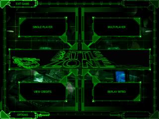 Battlezone's main menu doubles as an homage.