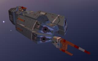 Kushan Missile Destroyer
