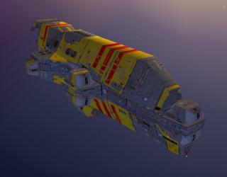 Taiidan Heavy Cruiser