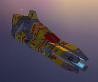Taiidan Ion Cannon Frigate