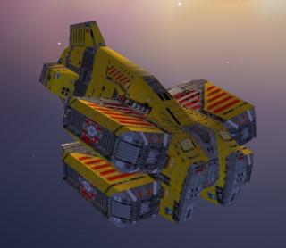 Taiidan Missile Destroyer