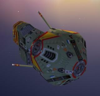 Taiidan Research Ship