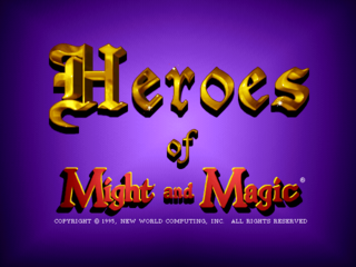 The Heroes Title Card