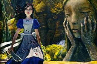 Alice, as depicted in the game.