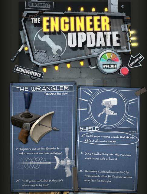 The Engineer Update