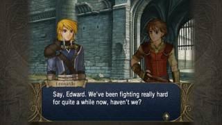 Leonardo and Edward