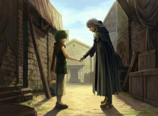 Micaiah and little Sothe