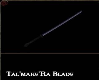 Tal'mahe'Ra Blade