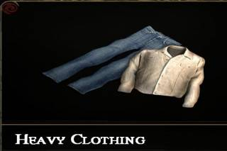 Heavy Clothing