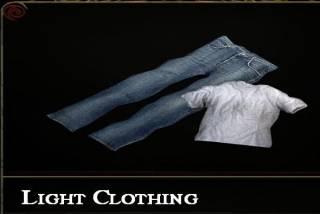 Light Clothing